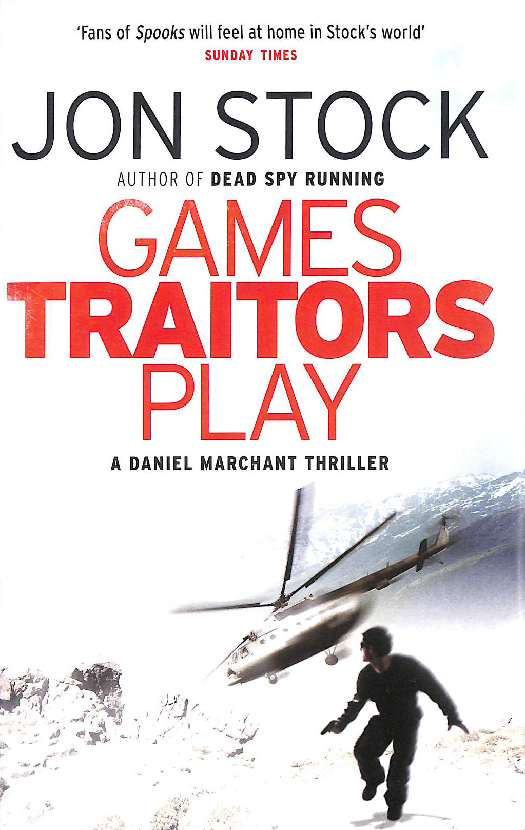 Image for Games Traitors Play