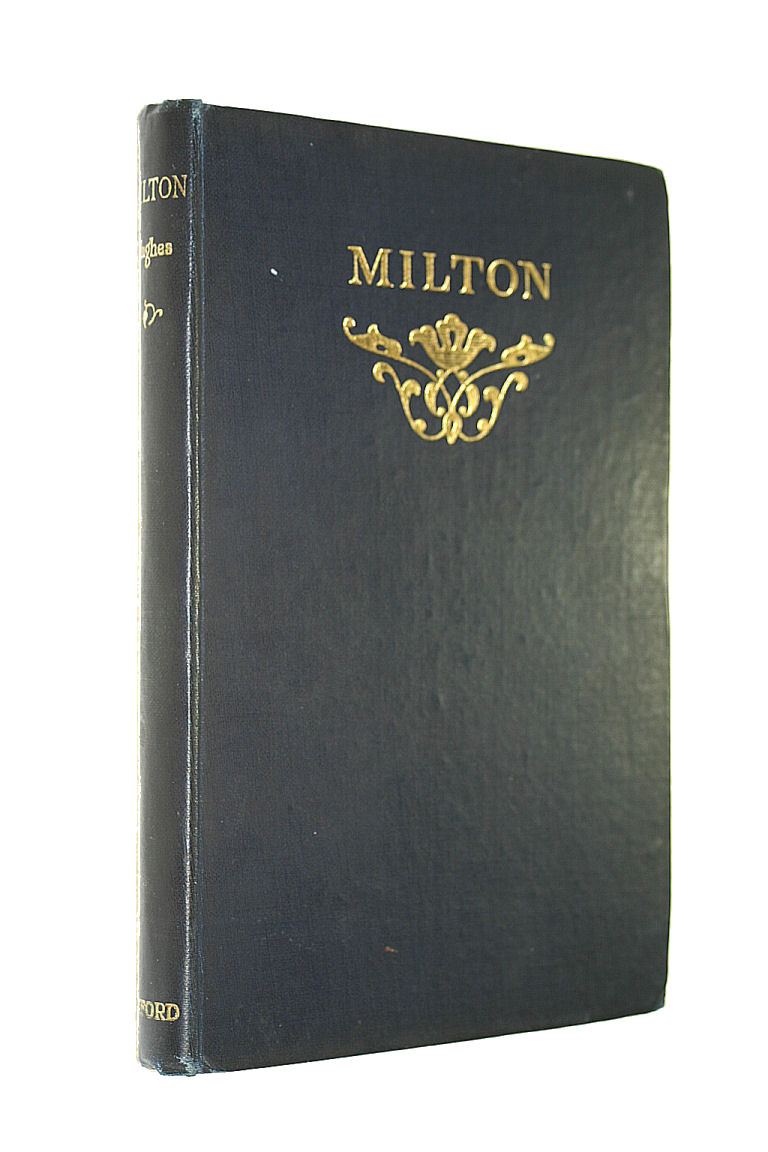Image for Milton: Poetry and Prose, with Essays By Johnson, Hazlitt, MacAulay