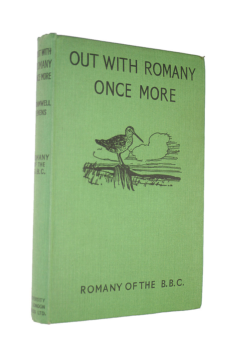 Image for Out With Romany Once More
