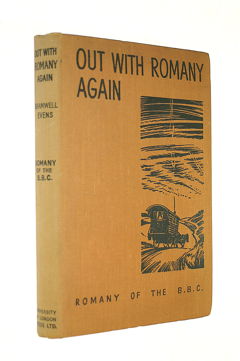 Image for Out With Romany Again. 1944