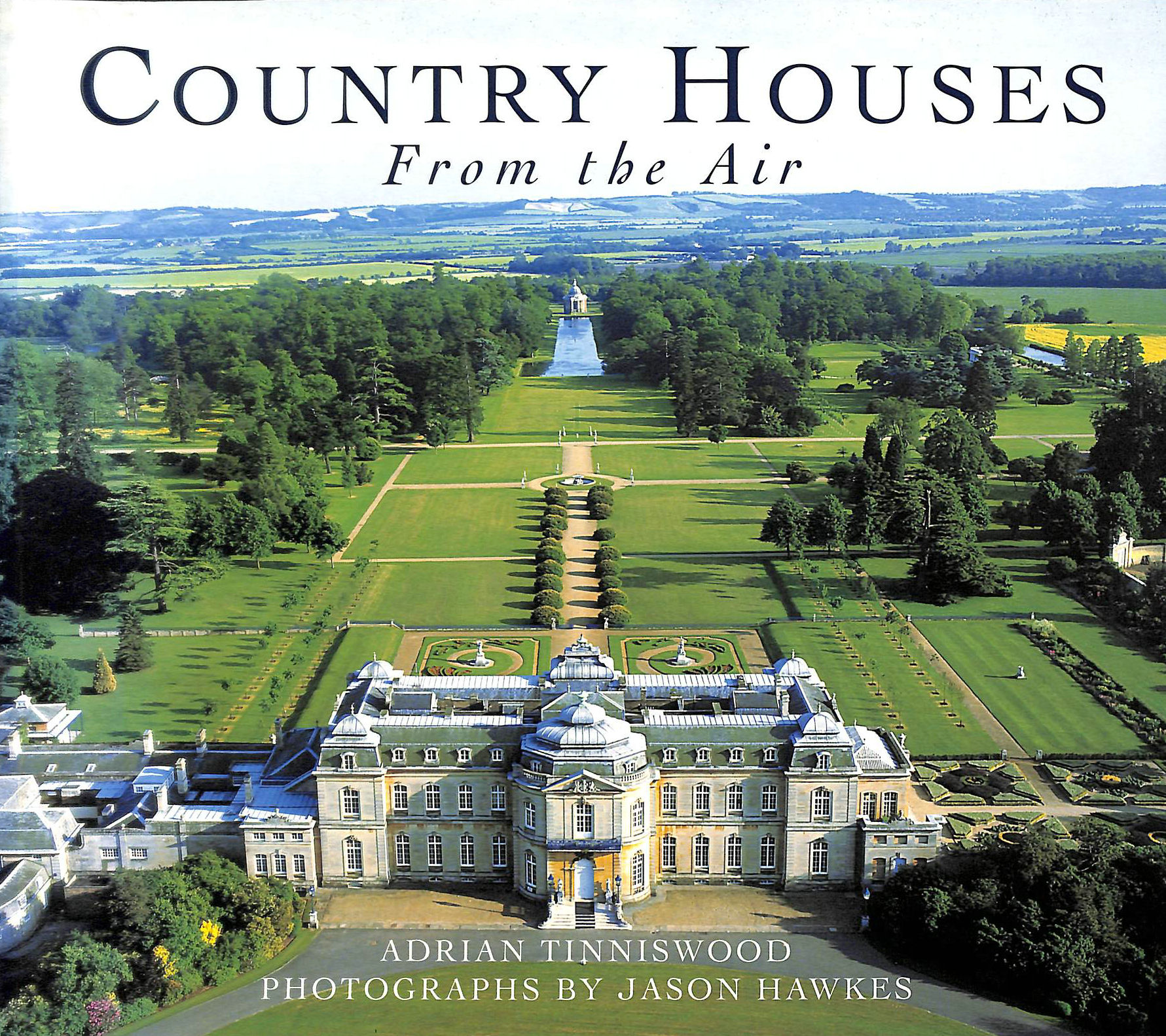 Image for Country Houses From The Air