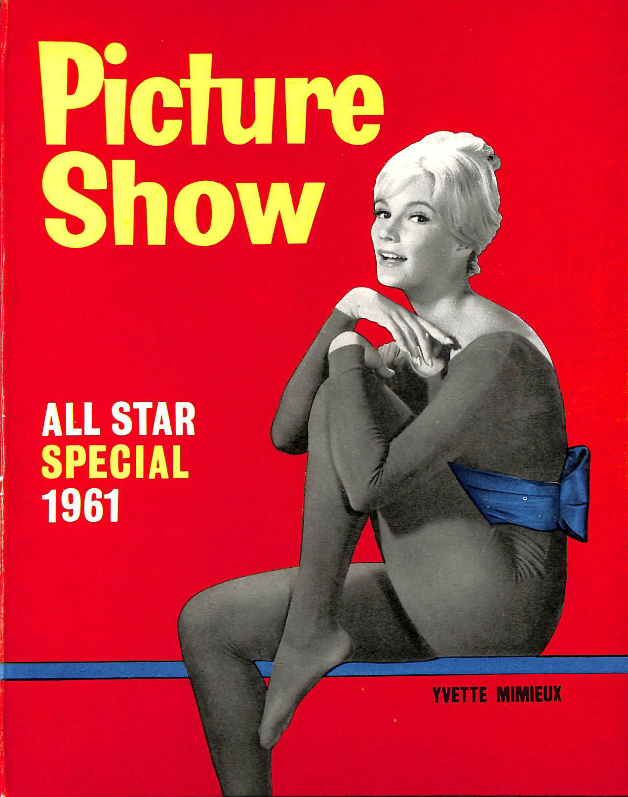 Image for Picture Show: All Star Special 1961