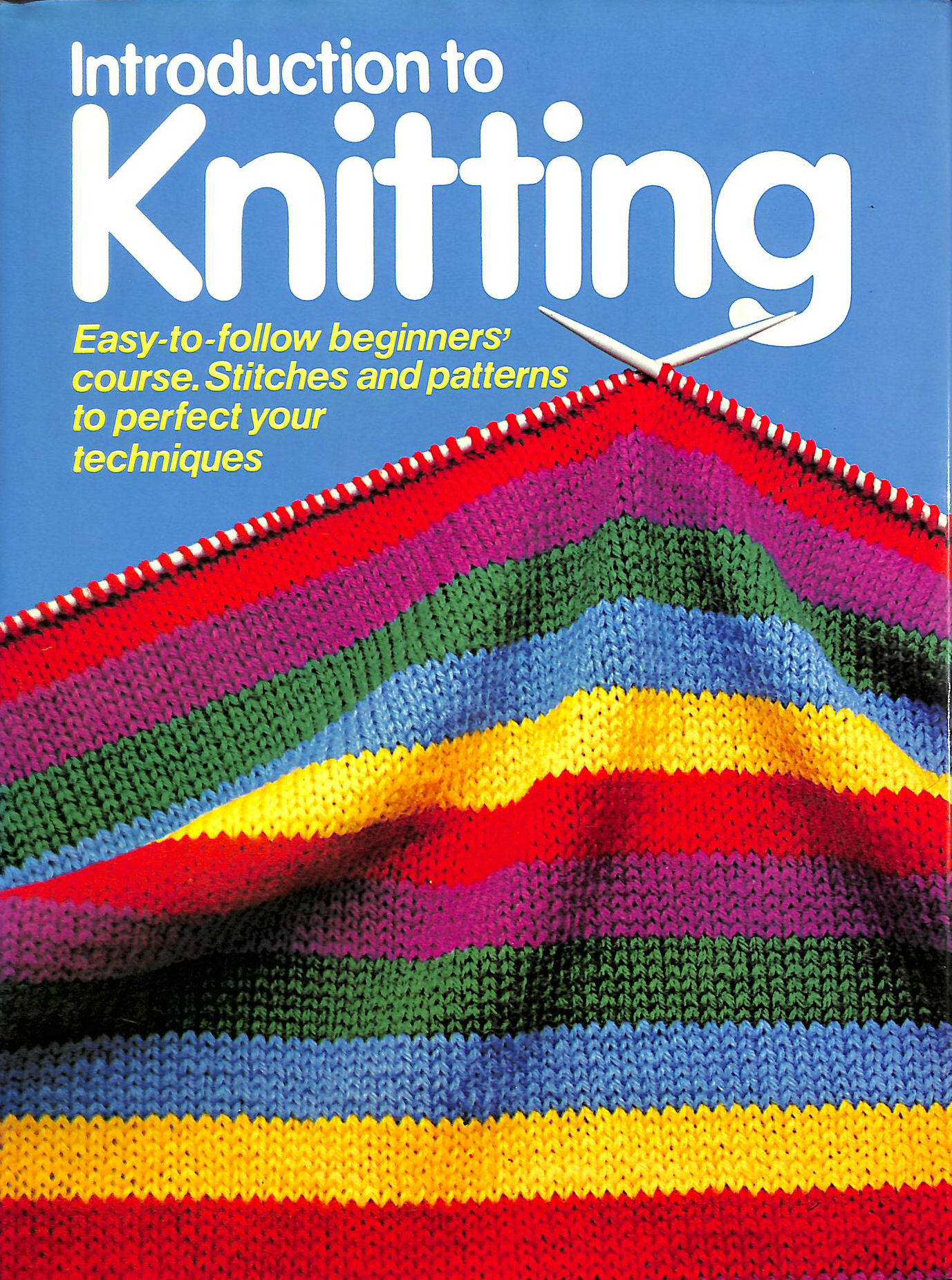 Image for Introduction to Knitting (Golden Hands S.)