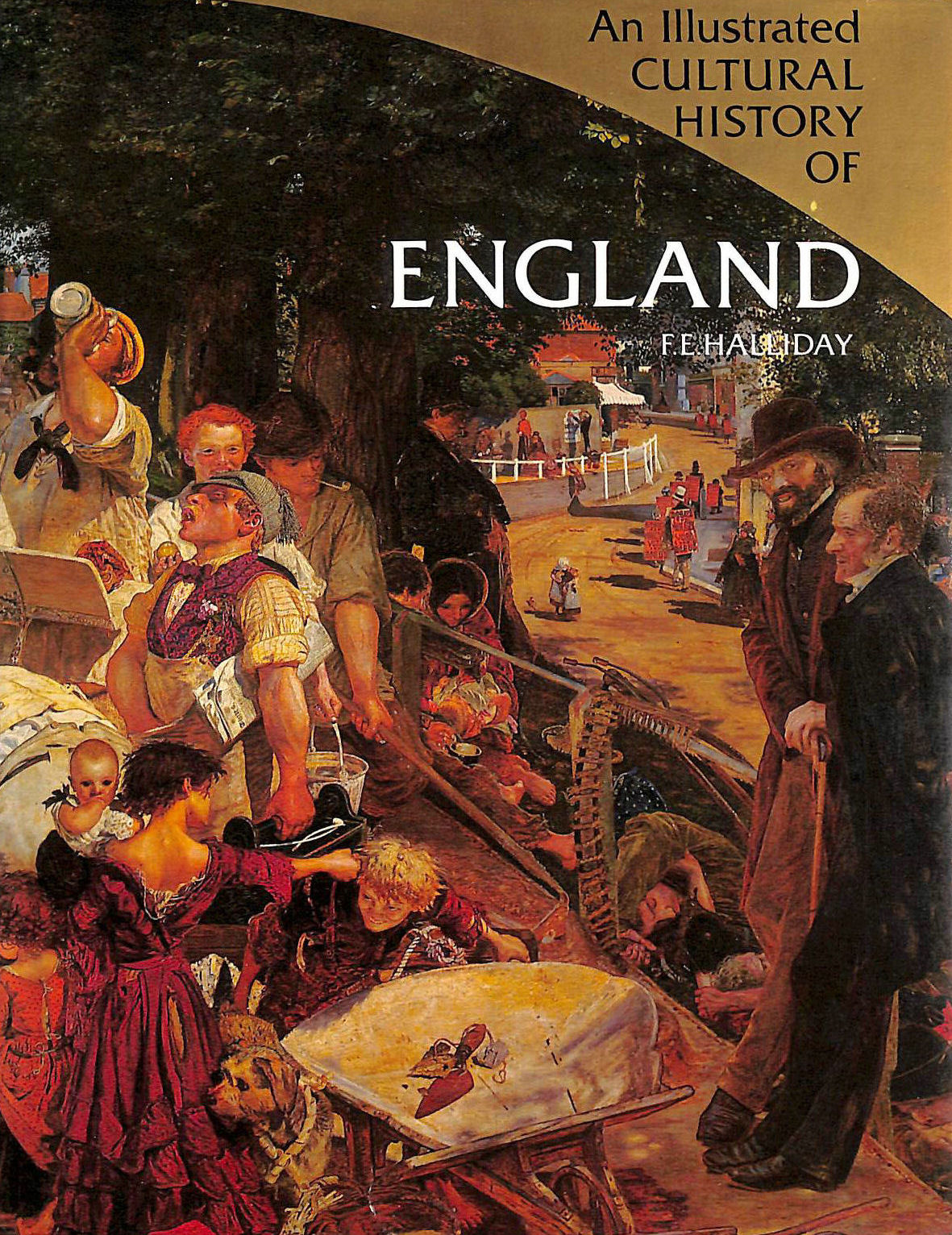 Image for Illustrated Cultural History of England