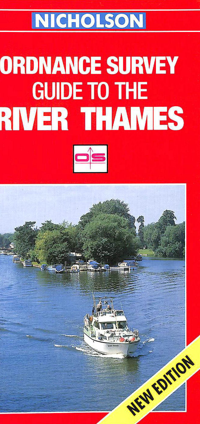 Image for Nicholson / Ordnance Survey Guide to the River Thames
