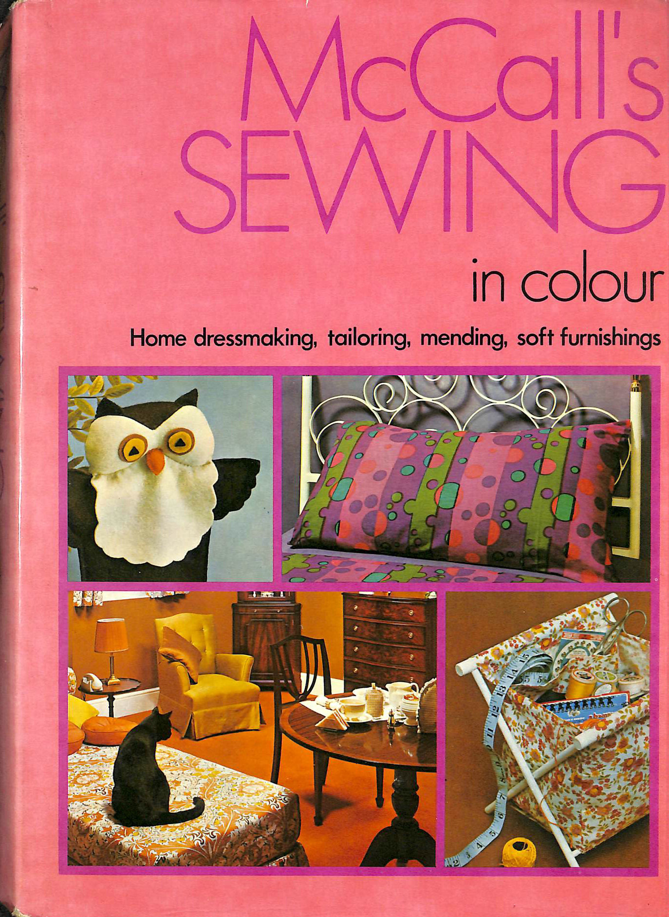 Image for McCall's Sewing in Colour