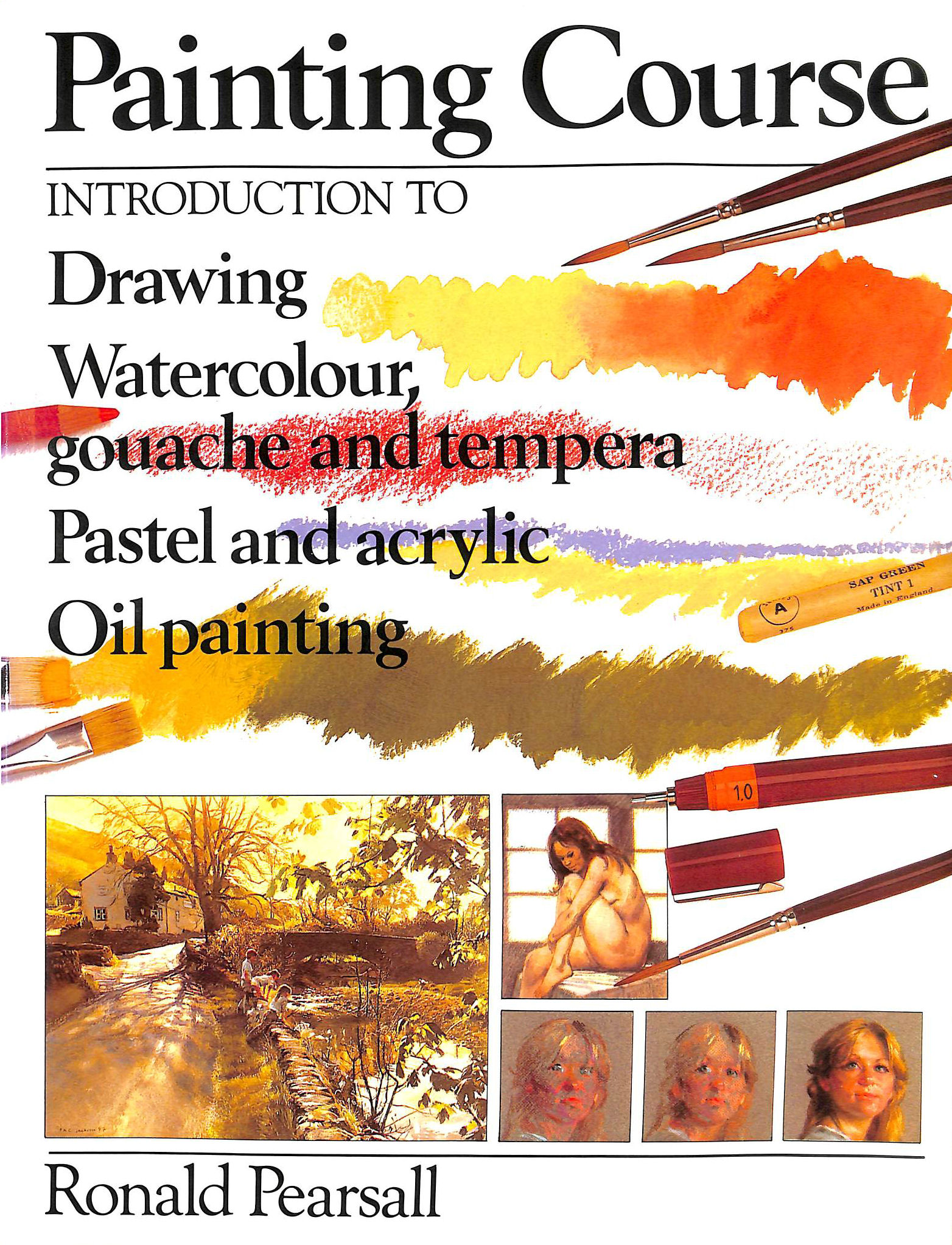 Image for Painting Course: Introducton to Drawing Watercolour
