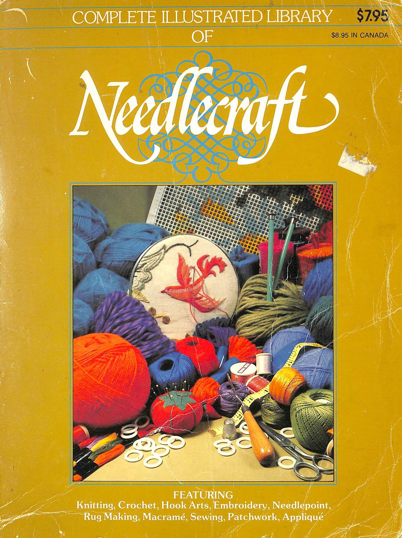 Image for Complete Illustrated Library of Needlecraft