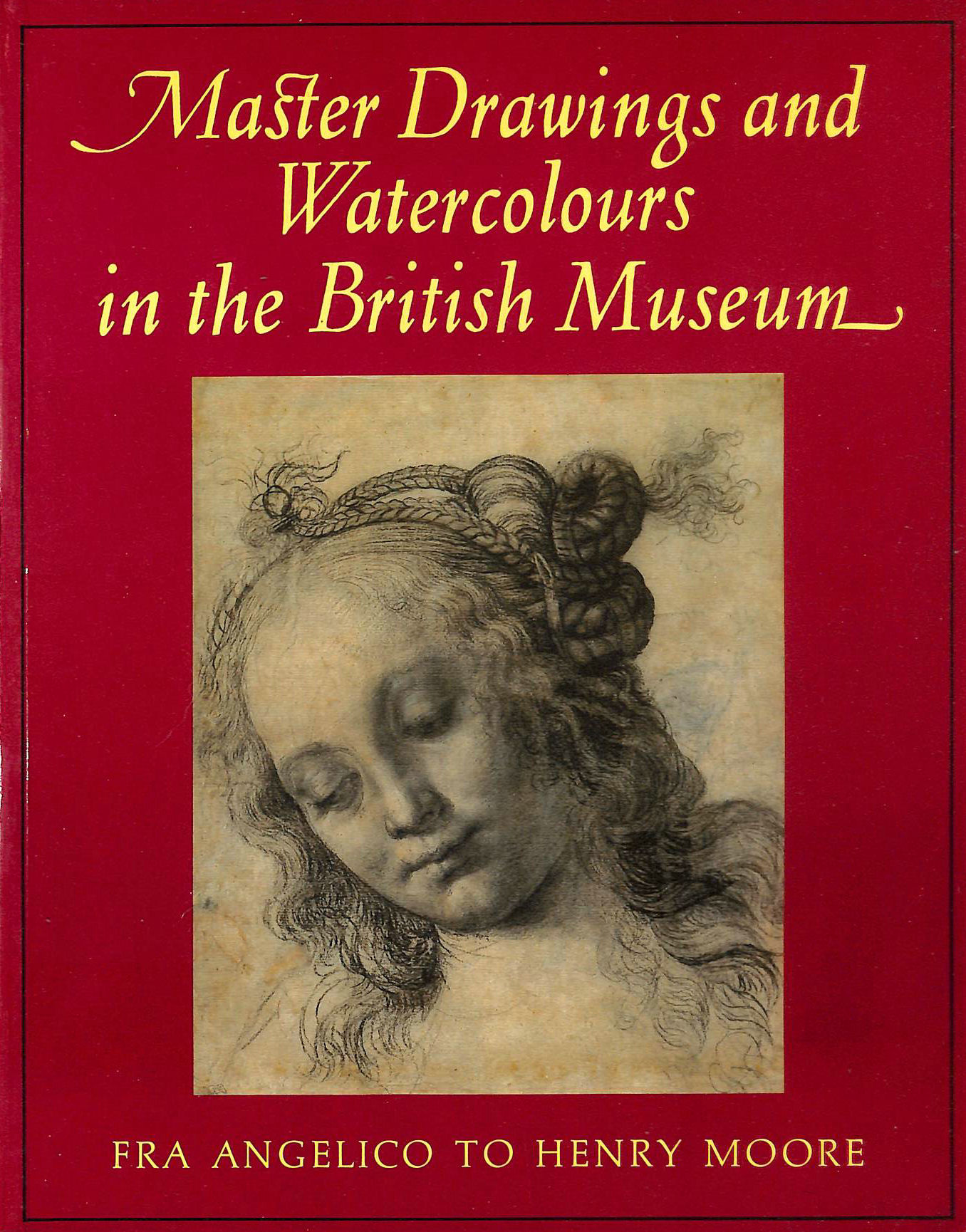 Image for Master Drawings and Watercolours in the British Museum