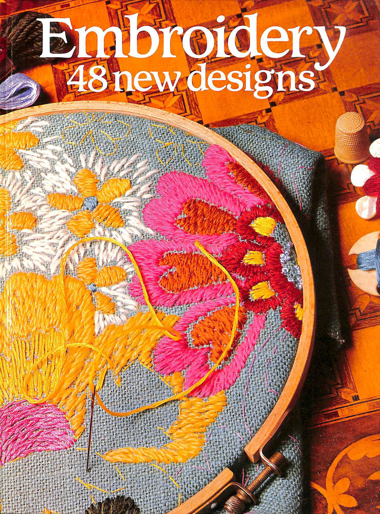 Image for Embroidery - 48 New Designs