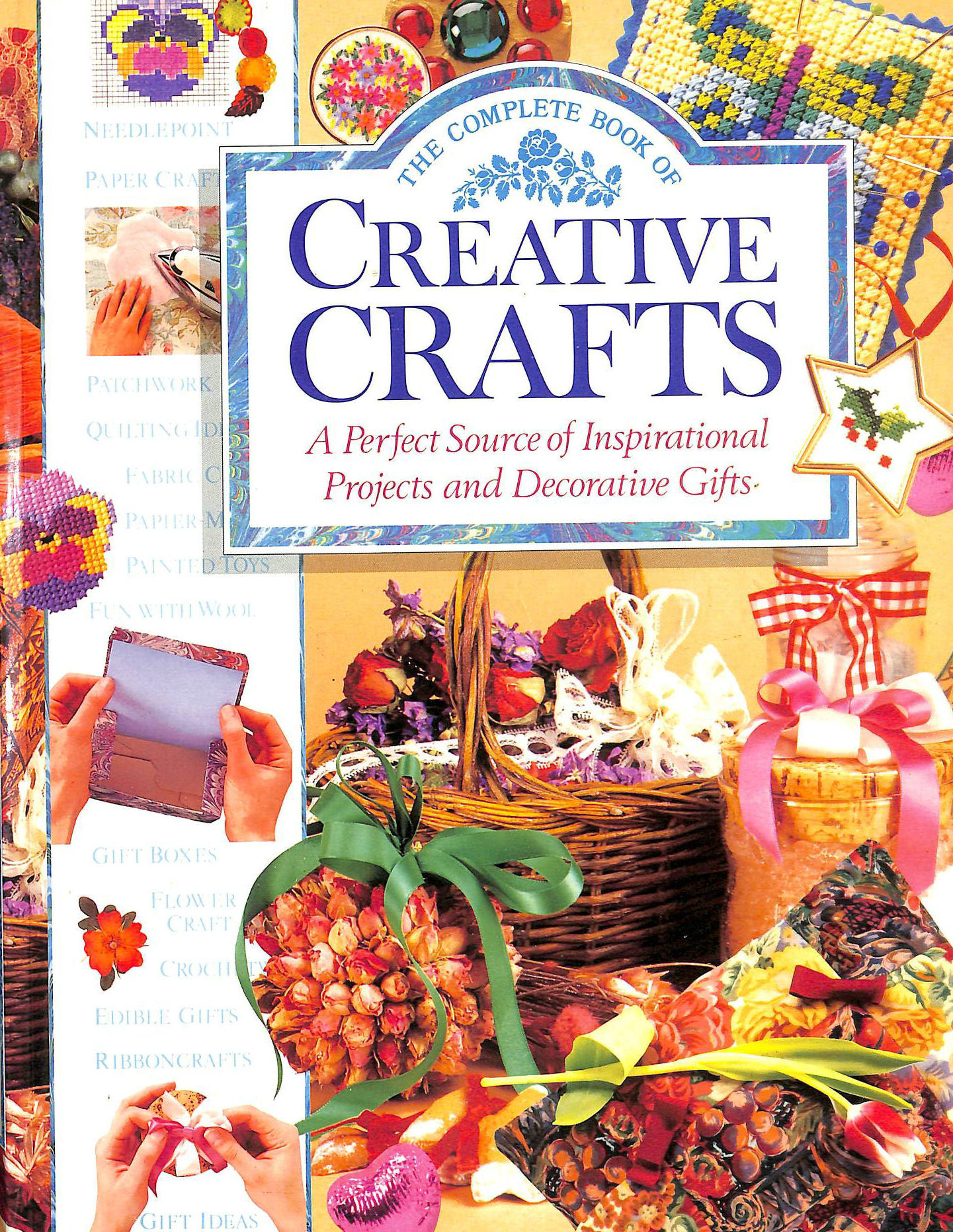 Image for The Complete Book Of Creative Crafts