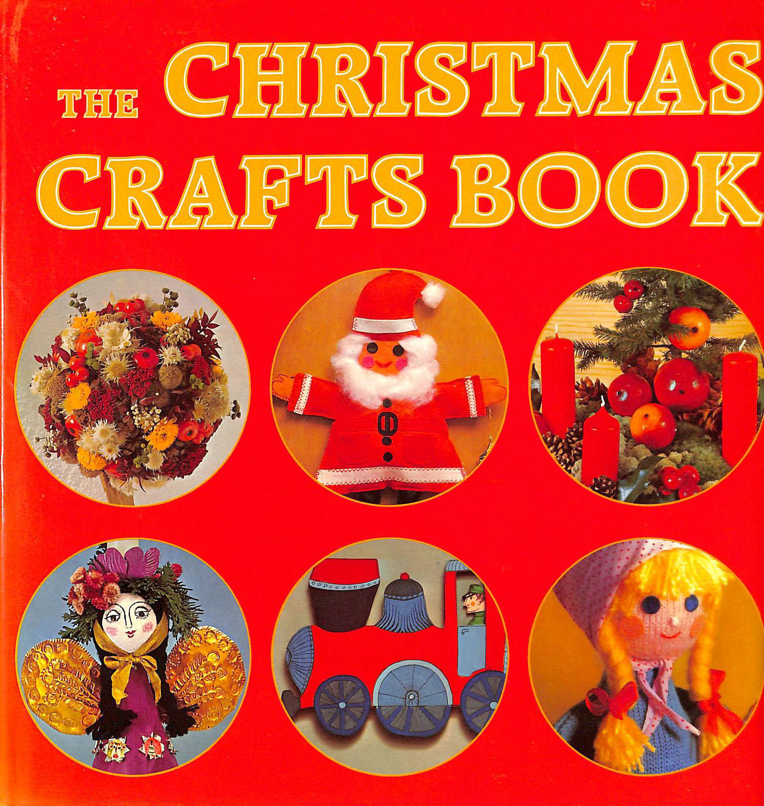 Image for Christmas Crafts Book