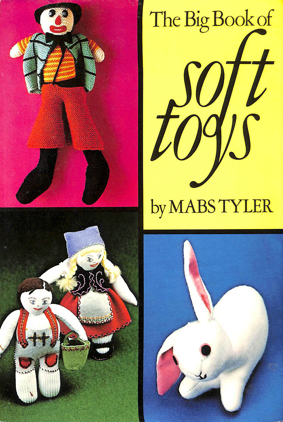 Image for Big Book of Soft Toys