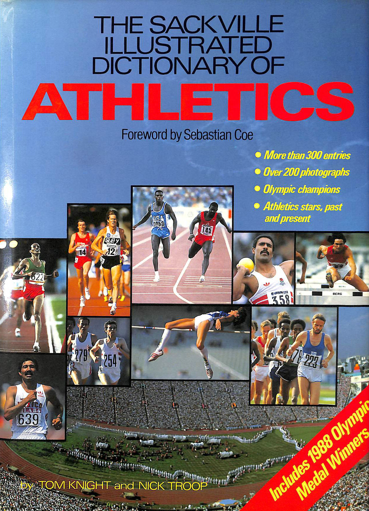 Image for The Sackville Illustrated Dictionary of Athletics