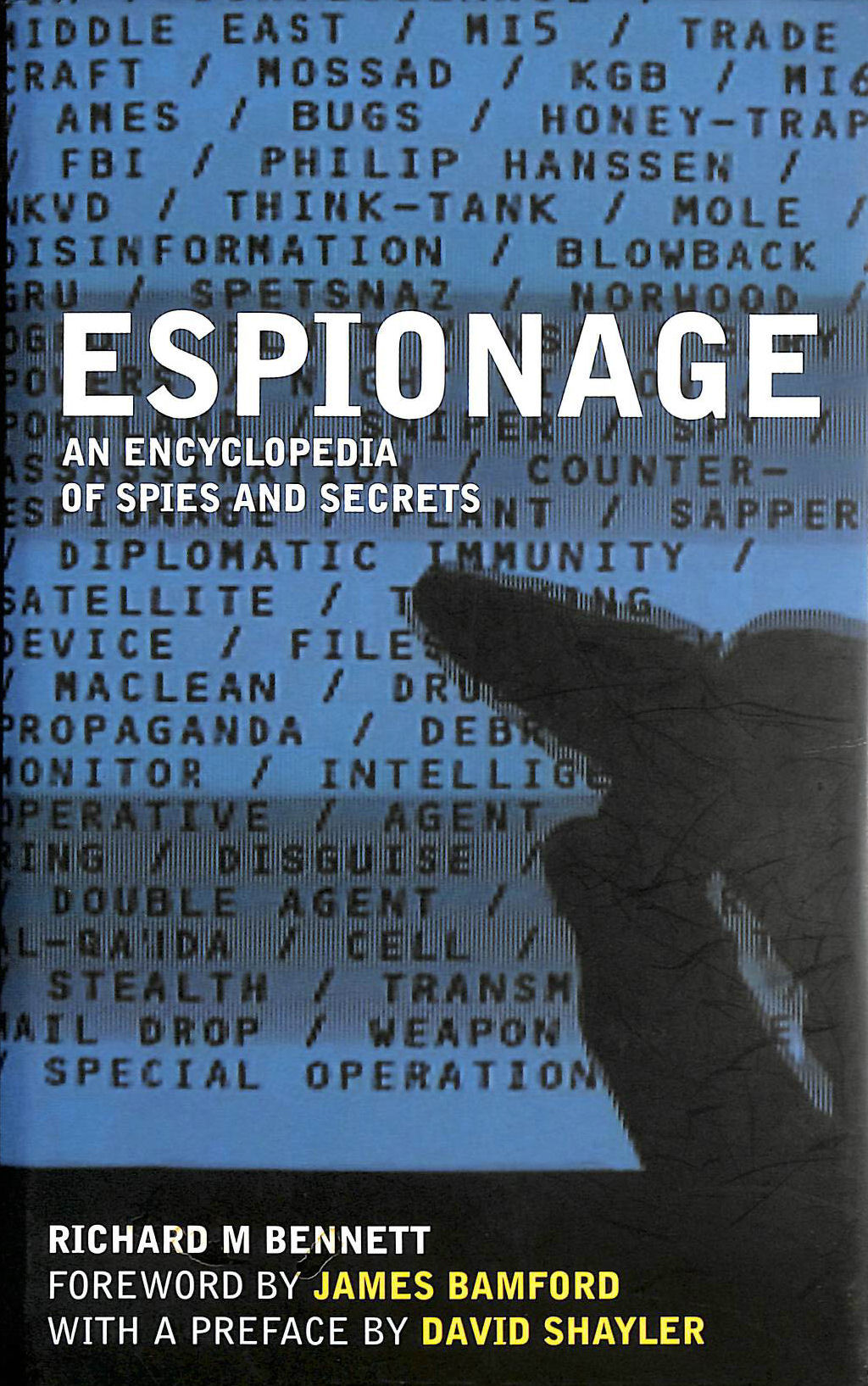 Image for Espionage: An Encyclopedia of Spies and Secrets