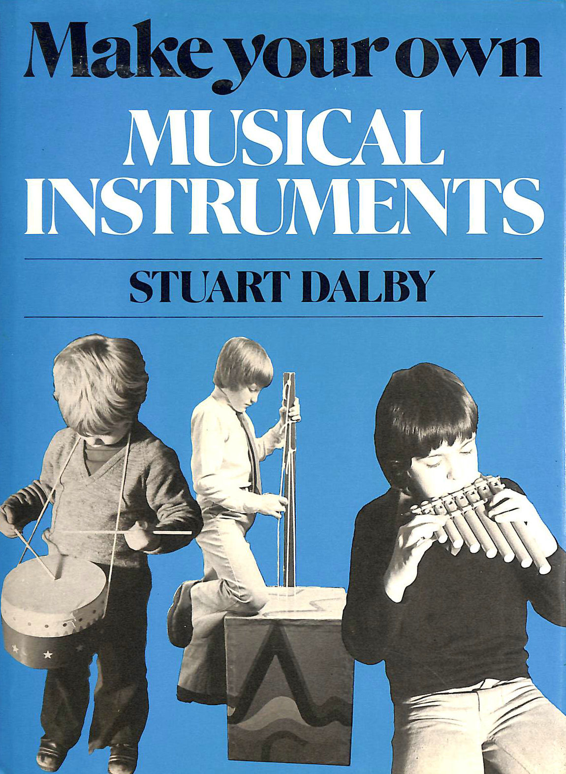 Image for Make Your Own Musical Instruments