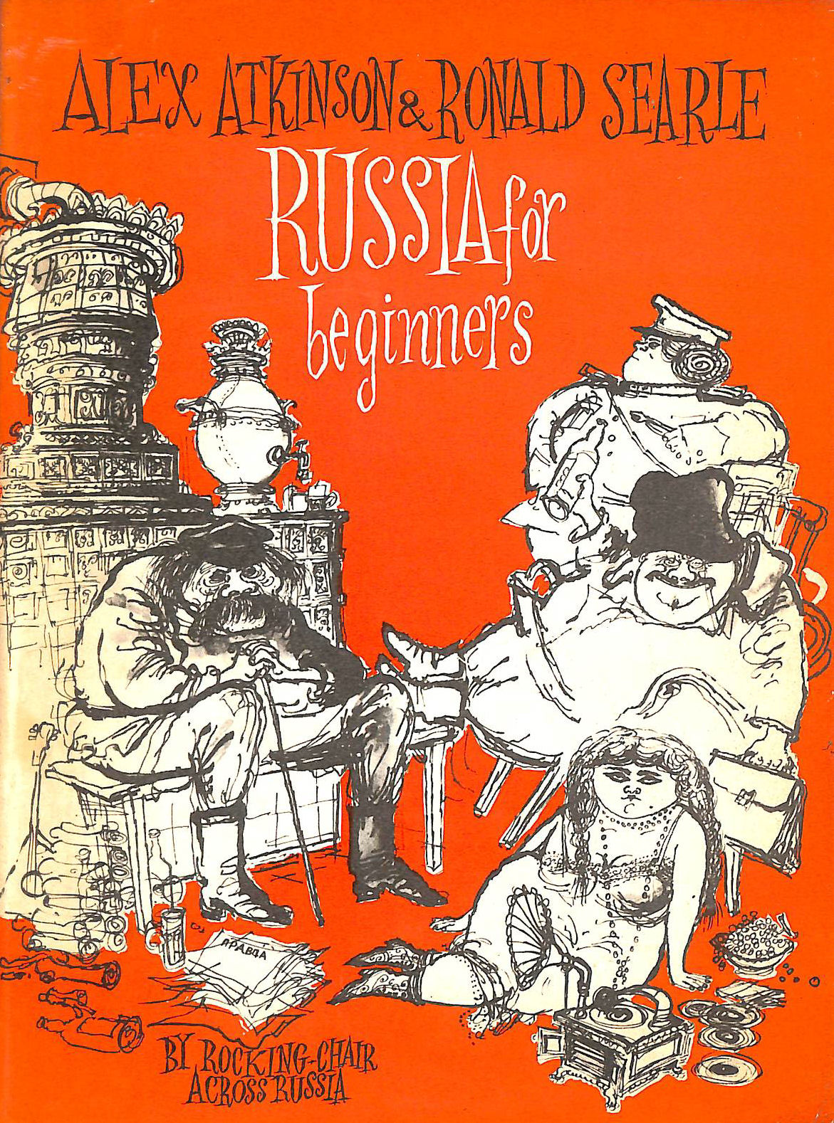 Image for Russia For Beginners by Alex Atkinson & Ronald Searle