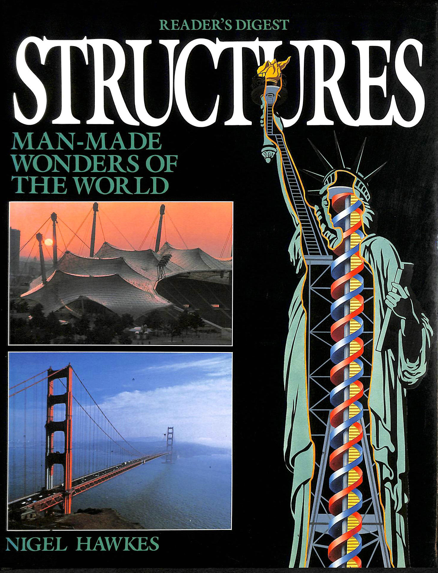 Image for Structures: Man-made Wonders of the World