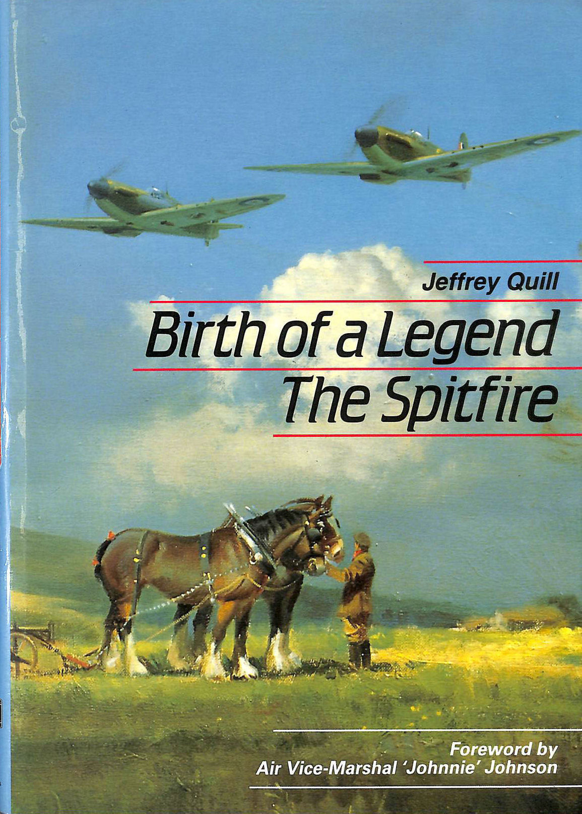 Image for Birth of a Legend: Spitfire