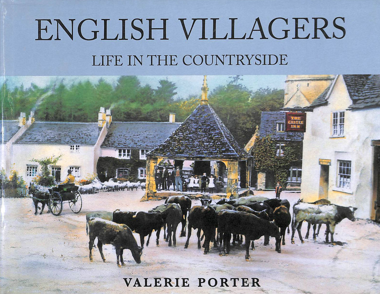 Image for ENGLISH VILLAGERS