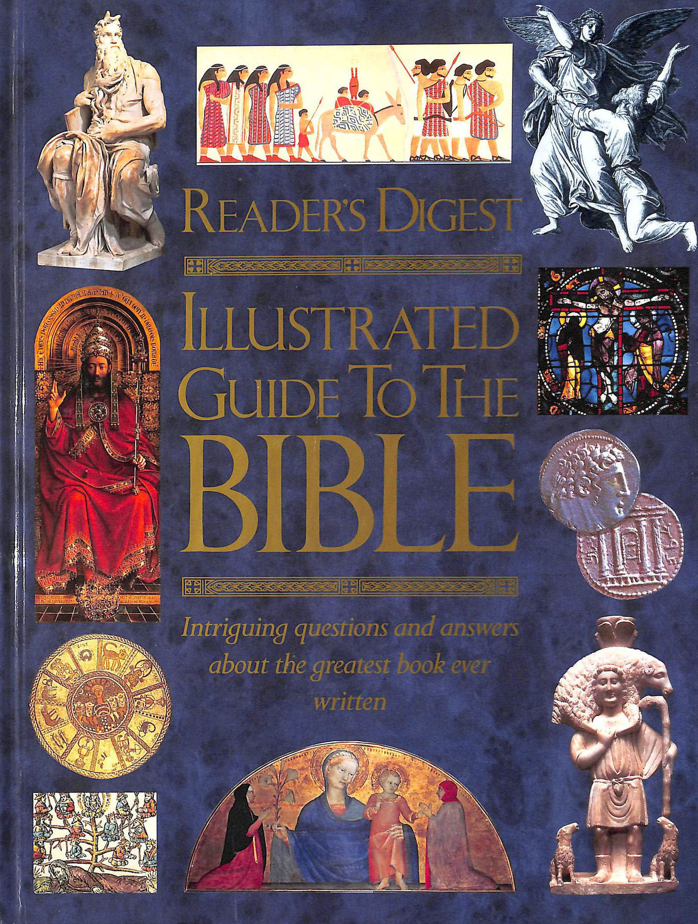 Image for Illustrated Guide to the Bible (Readers Digest)