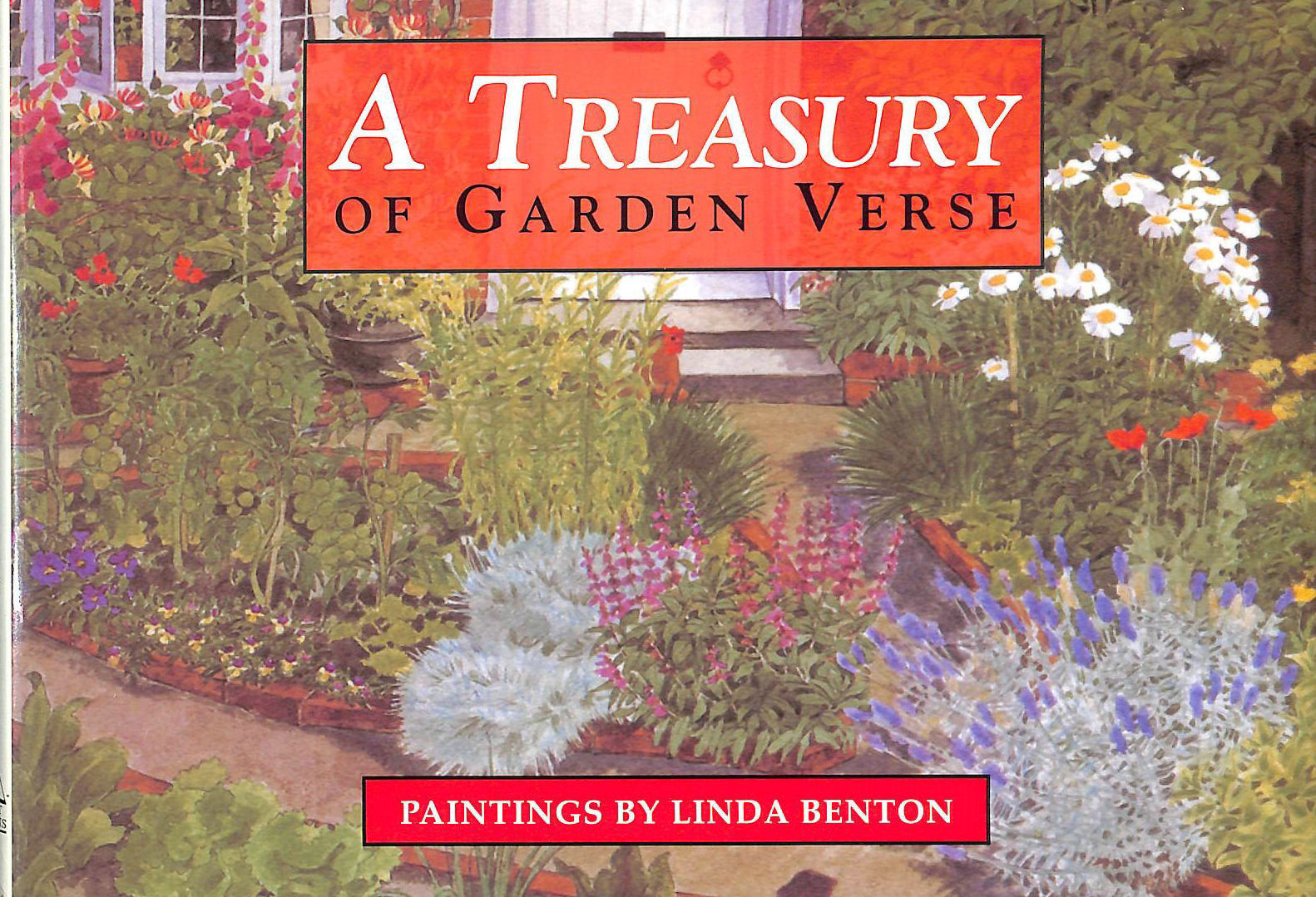 Image for A Treasury of Garden Verse