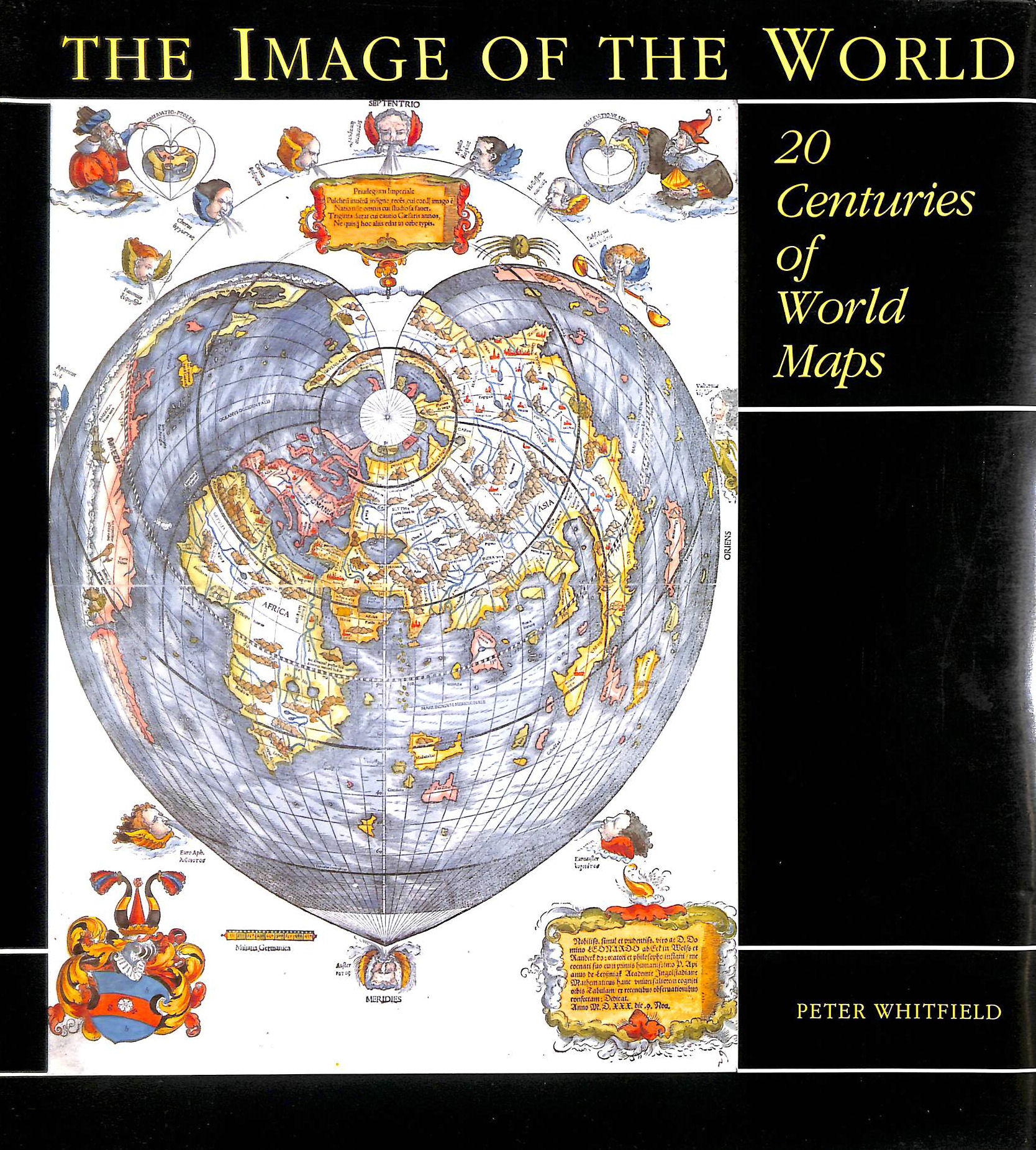 Image for The Image of the World: 20 Centuries of World Maps