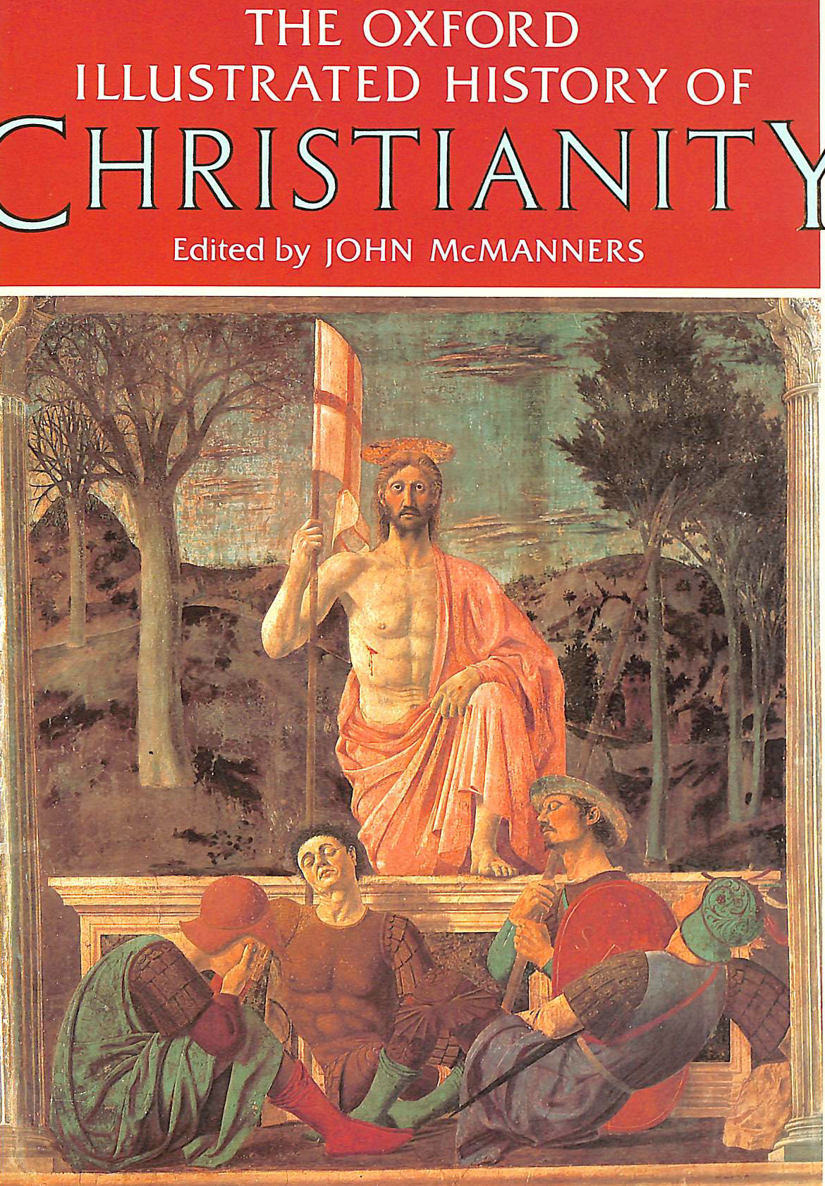 Image for The Oxford Illustrated History of Christianity