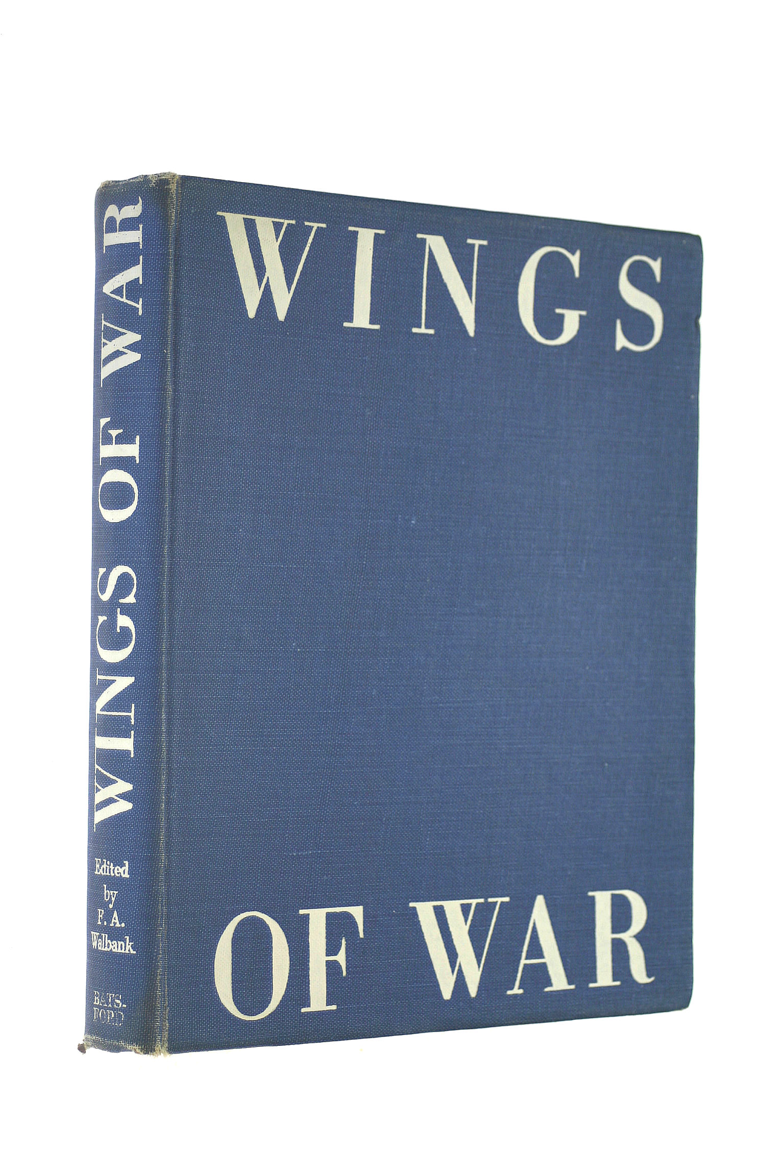 Image for Wings of war: an Air Force anthology