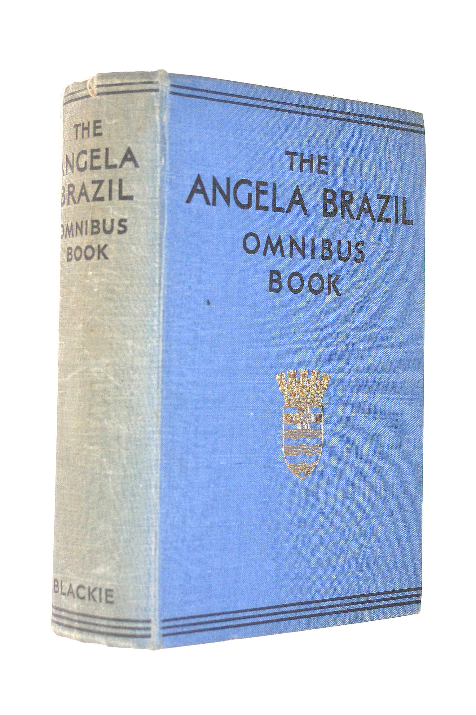 Image for The Angela Brazil Omnibus Book- The Youngest Girl in the Fifth,The Fortunes of Philippa, A Pair of Schoolgirls