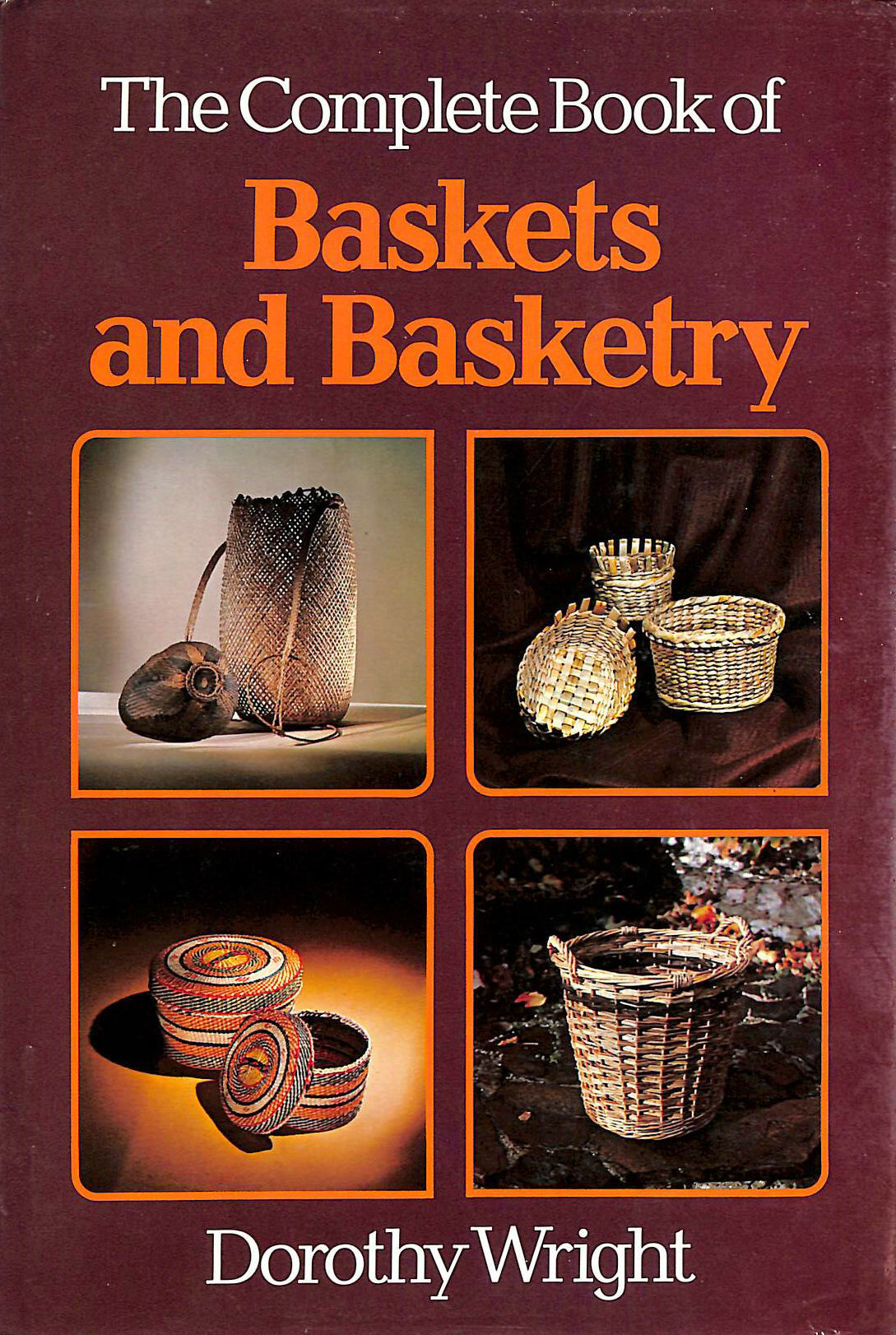 Image for Complete Book of Baskets and Basketry