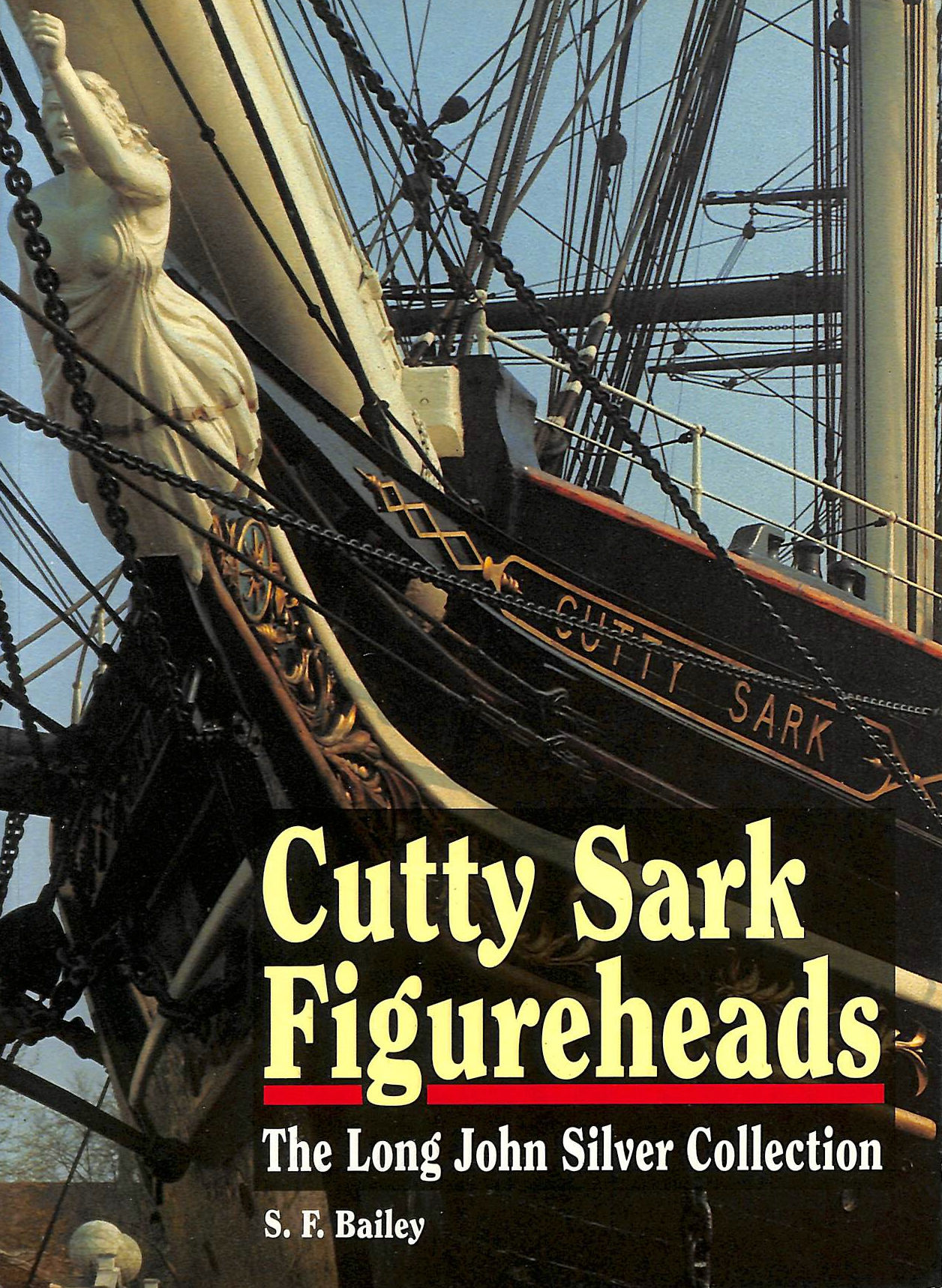 """Image for """"Cutty Sark"""" Figureheads: The Long John Silver Collection"""