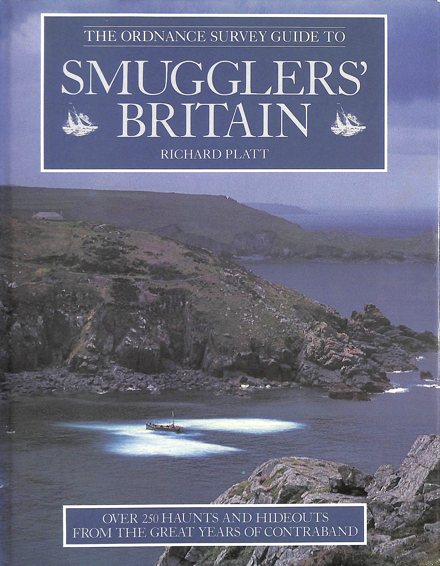 Image for The Ordnance Survey Guide to Smuggler's Britain
