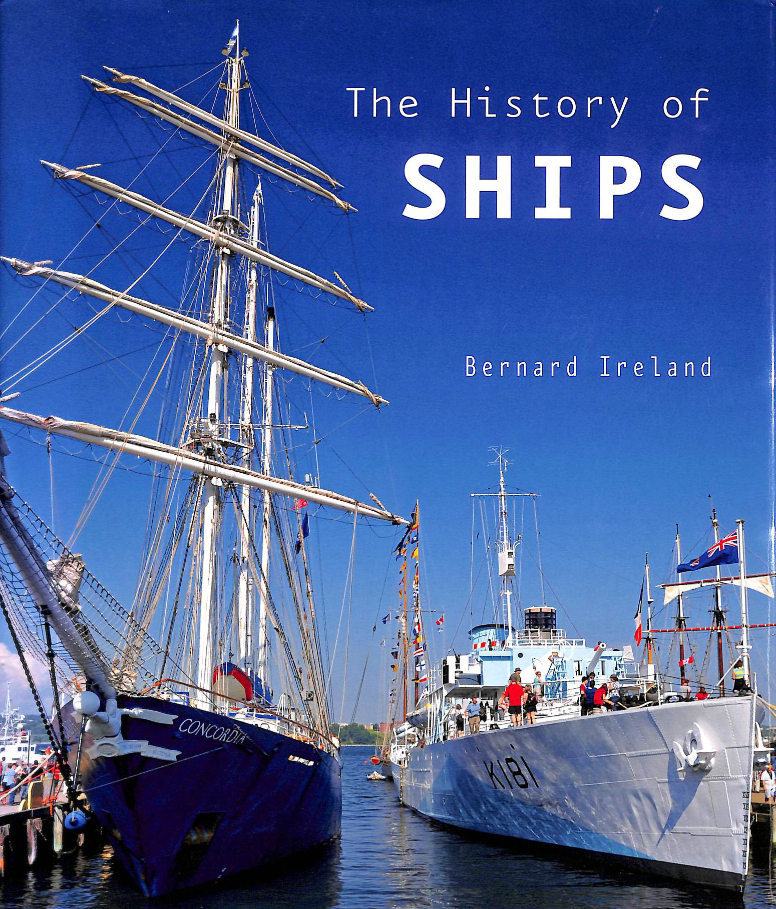Image for The History of Ships