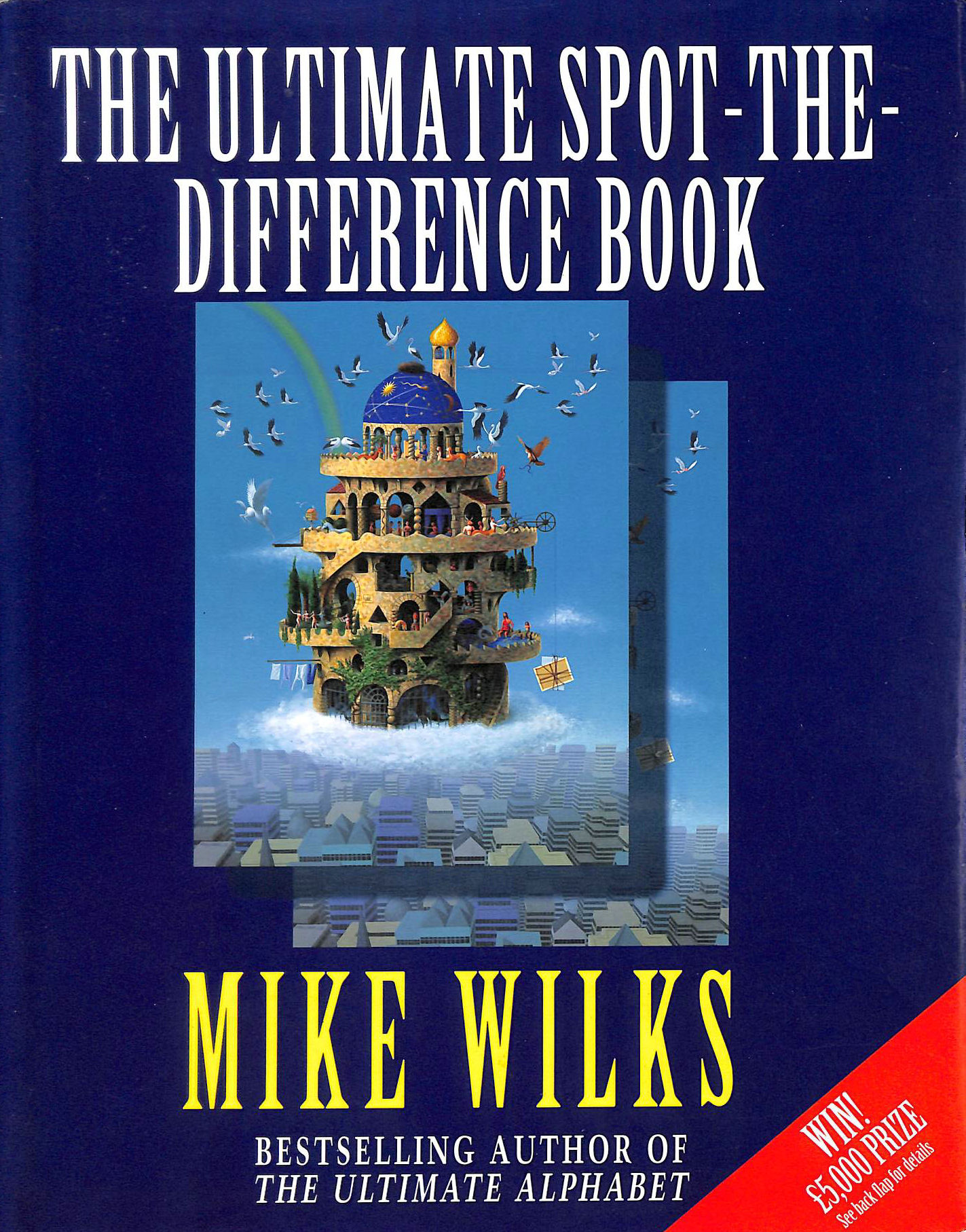 Image for The Ultimate Spot-the-Difference Book (Penguin Studio Books)