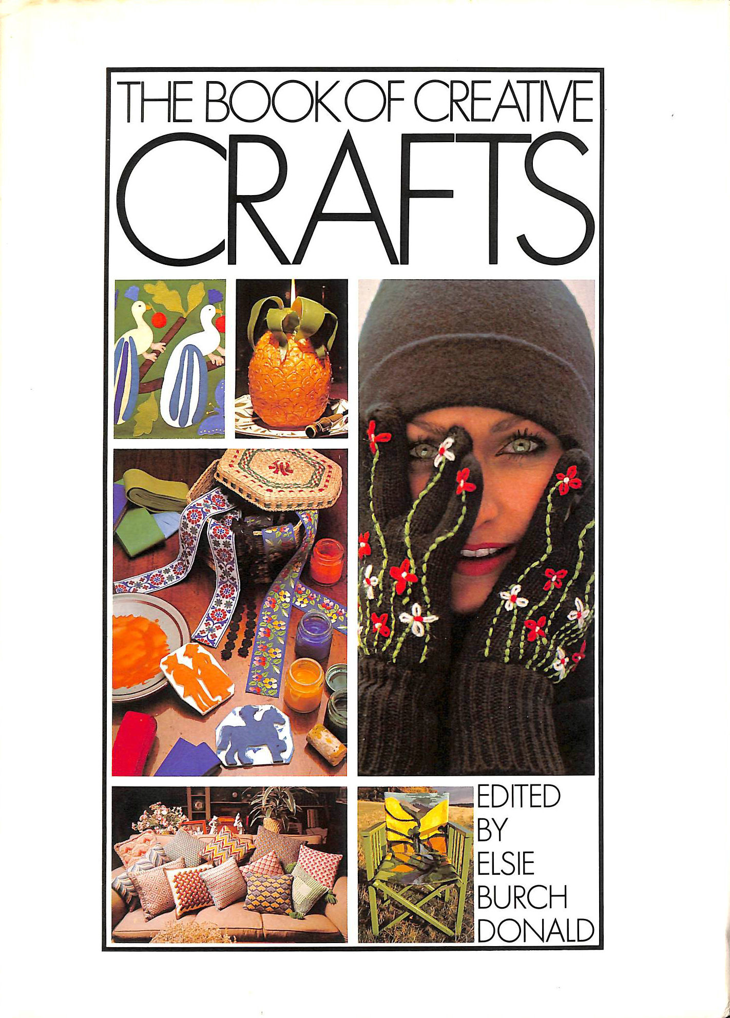 Image for THE BOOK OF CREATIVE CRAFTS.