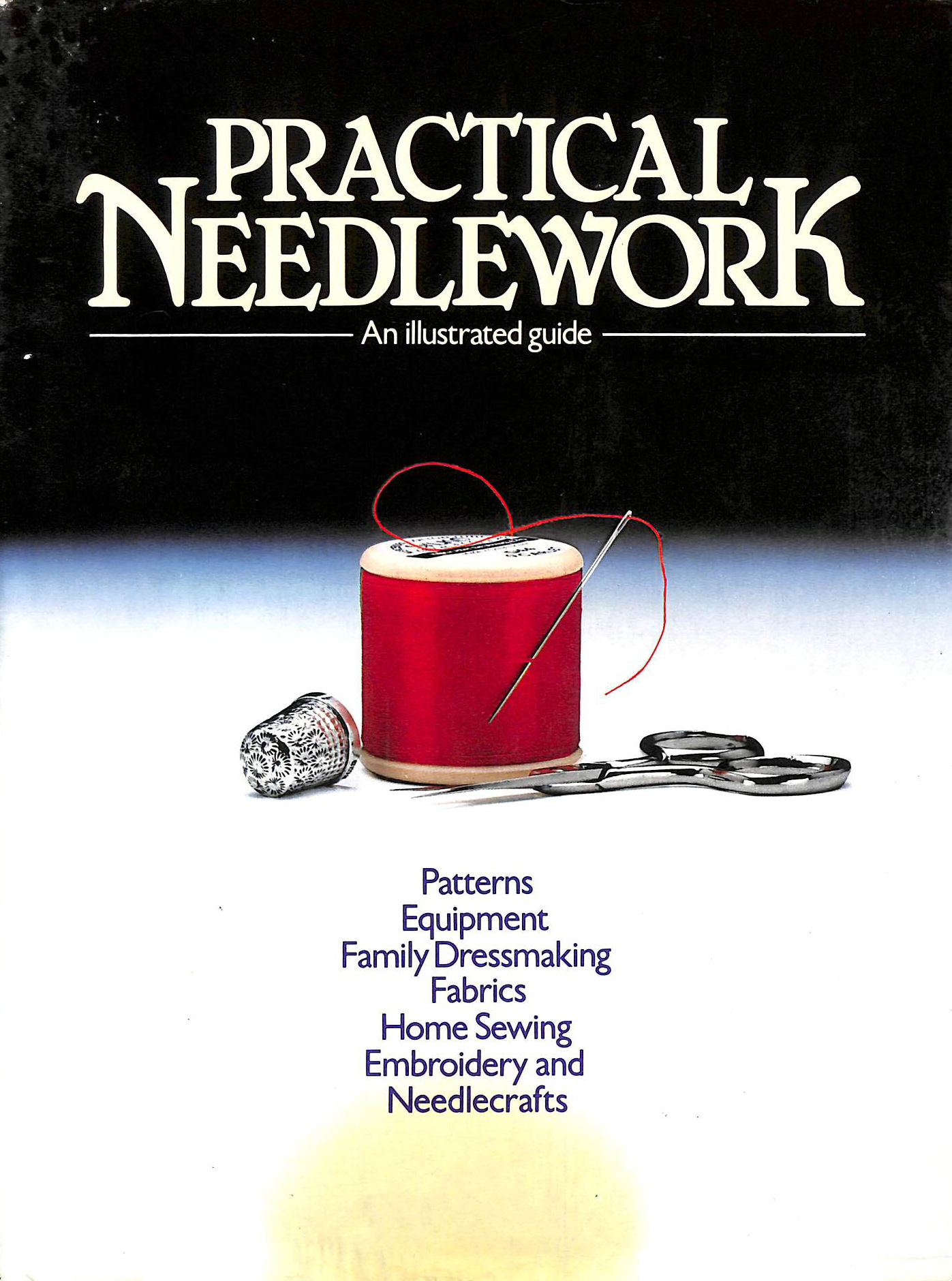 Image for Practical Needlework: Illustrated Guide