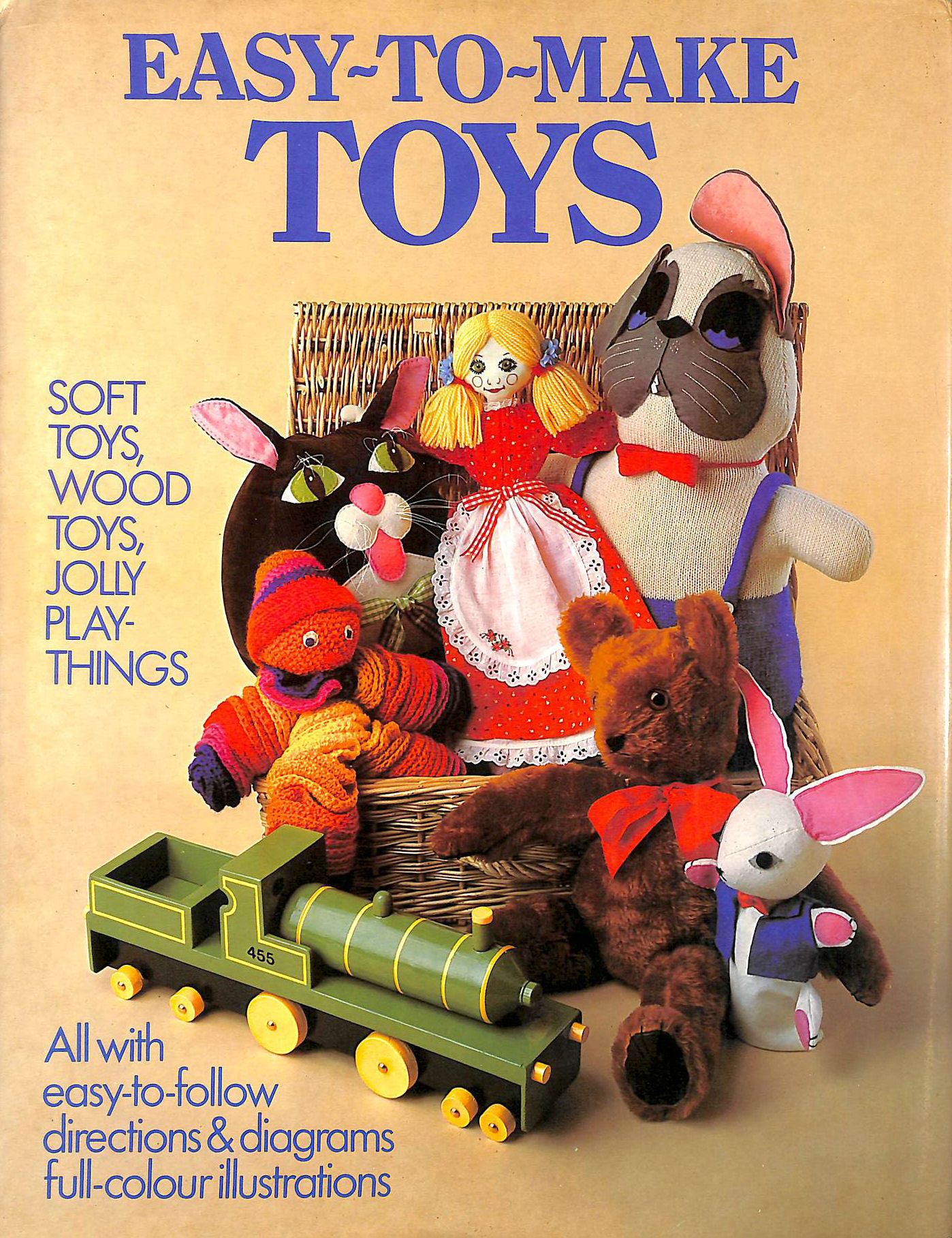 Image for EASY TO MAKE TOYS
