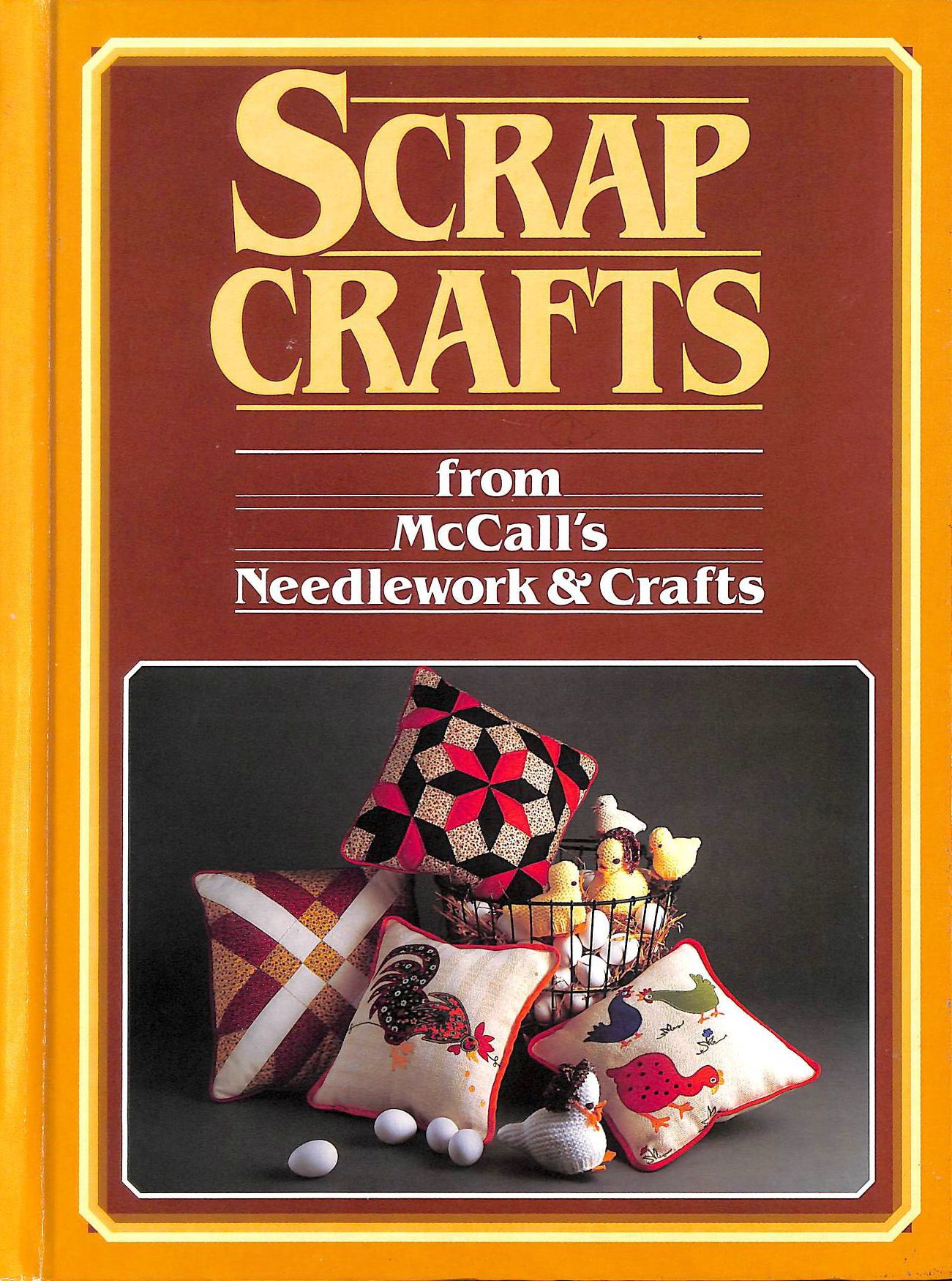 Image for Scrap Crafts from McCall's Needlework and Crafts