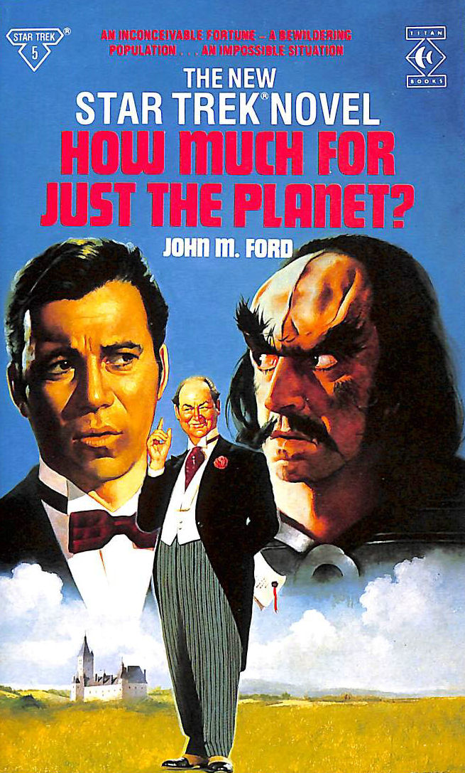 Image for How Much for Just the Planet? (Star Trek)