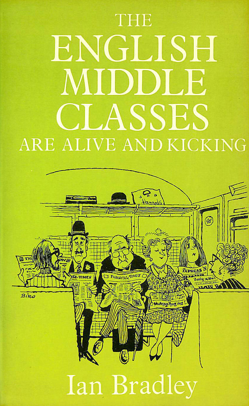 Image for English Middle Classes are Alive and Kicking