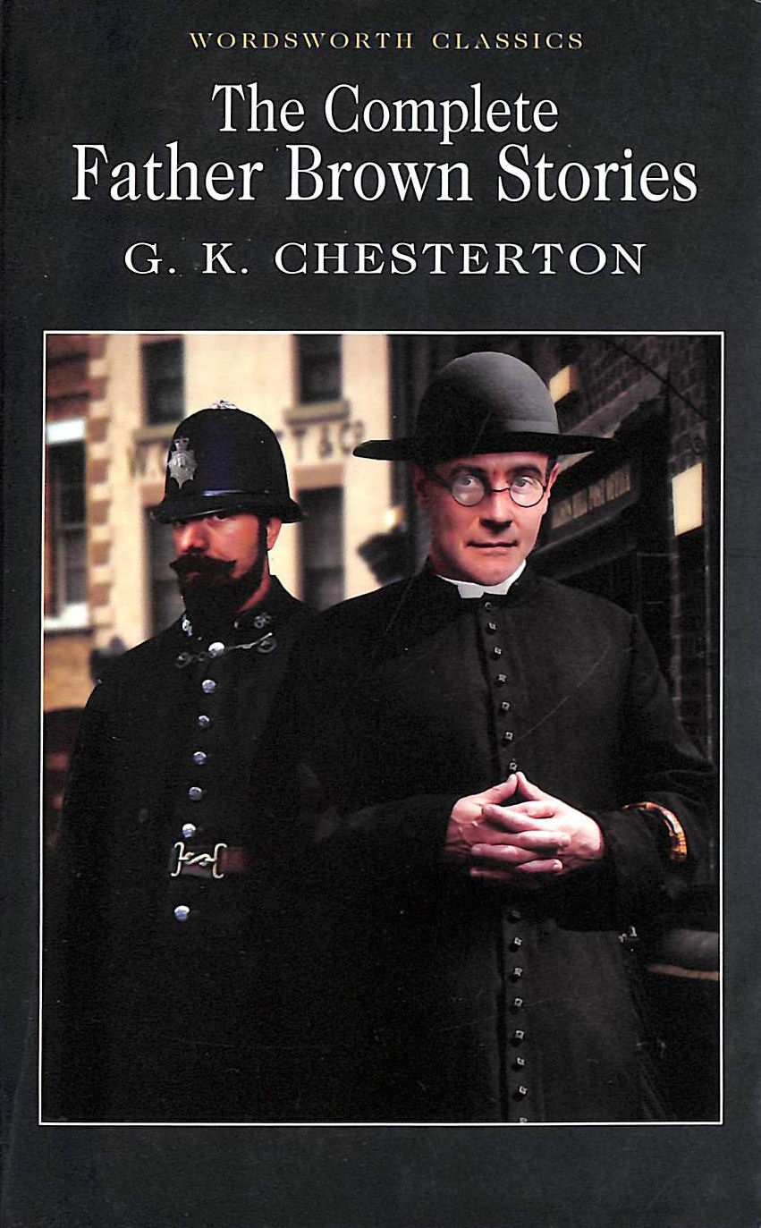 Image for The Complete Father Brown Stories