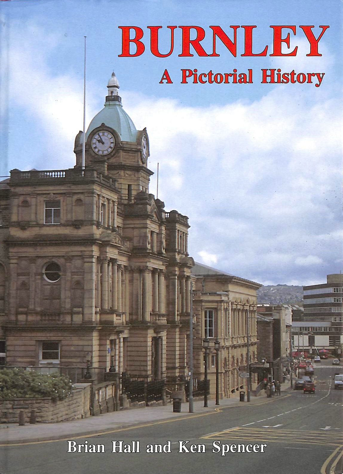 Image for Burnley: A Pictorial History (Pictorial History Series)