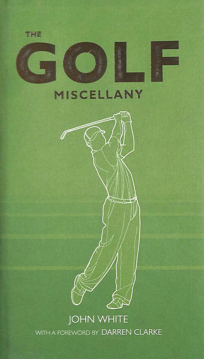 Image for The Golf Miscellany