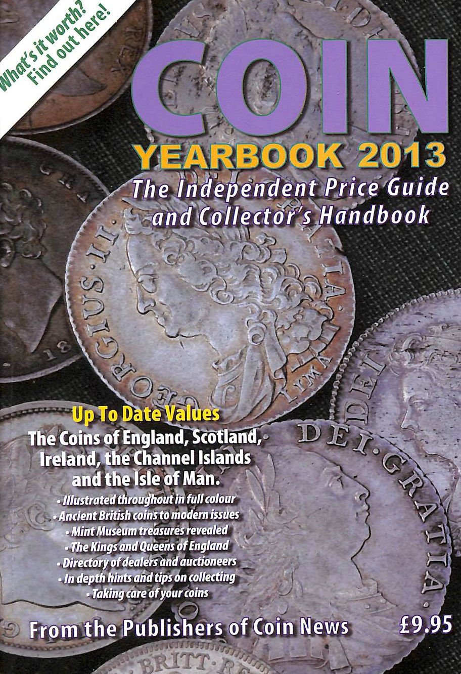 Image for The Coin Yearbook