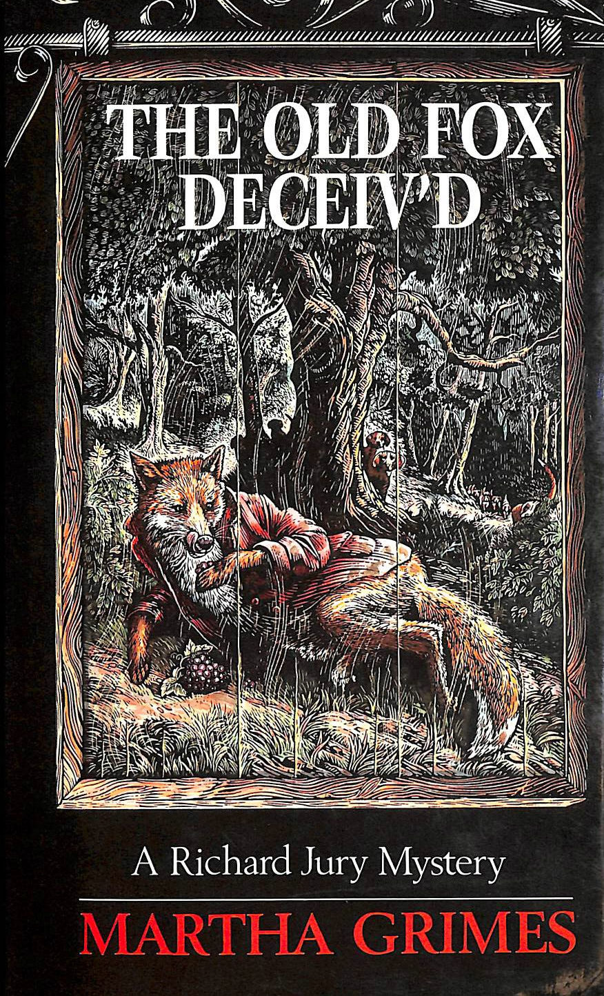 Image for The Old Fox Deceiv'd