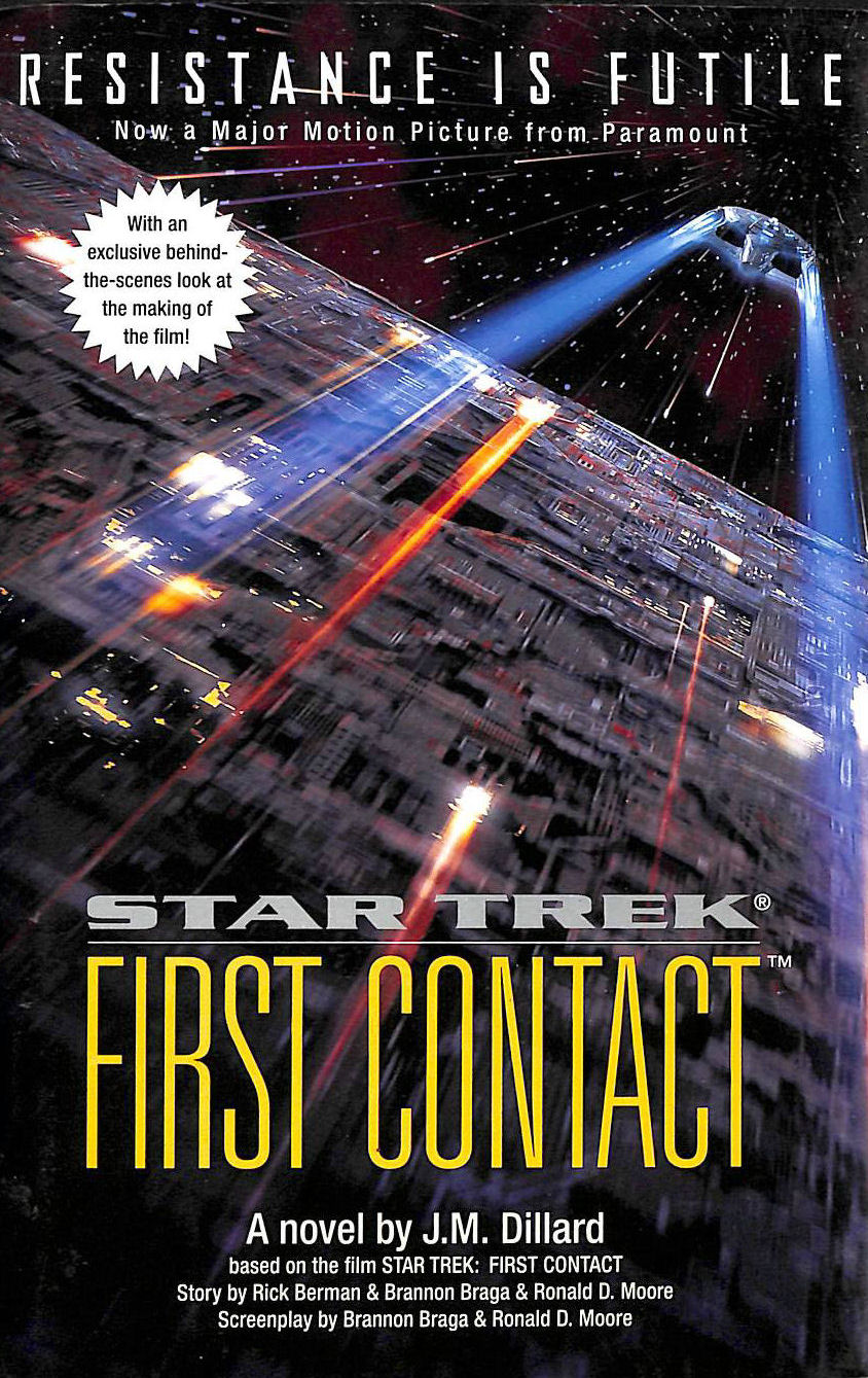 Image for First Contact (Star Trek: The Next Generation)