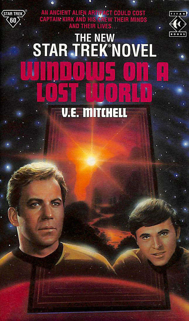 Image for Windows on a Lost World (Star Trek)