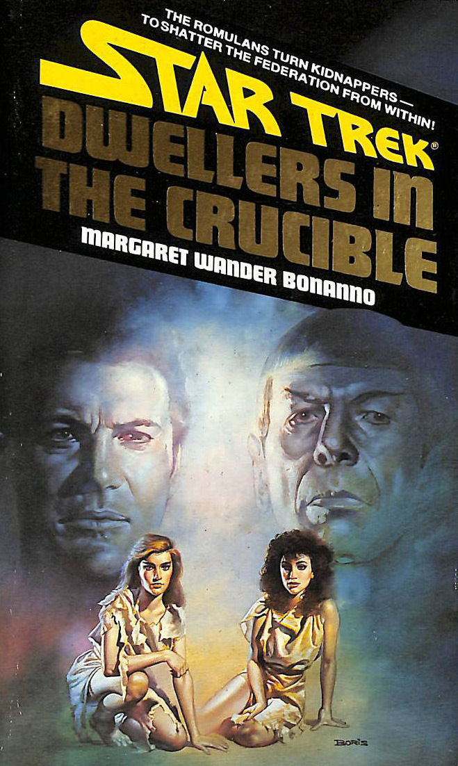 Image for Dwellers in the Crucible (Star Trek)