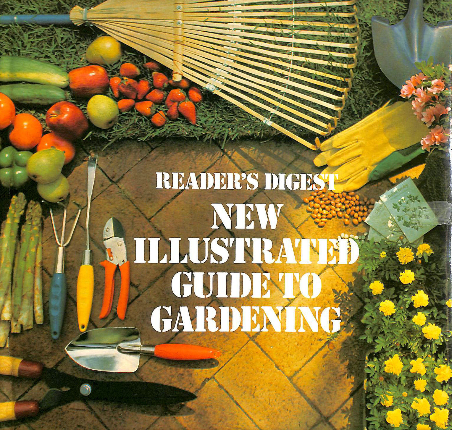 Image for New Illustrated Guide to Gardening (European Climates Edition)